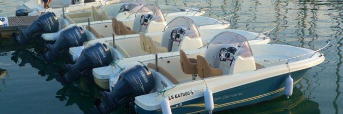 location de bateaux Port Bourgenay