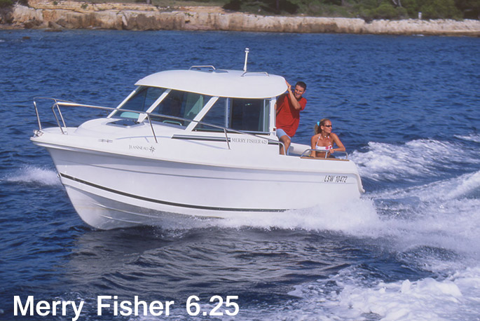 Merry fisher 6.25